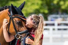 FEI Dressage European Championships 2020 - Ponies Team - Pilisjàszfalu (HUN)