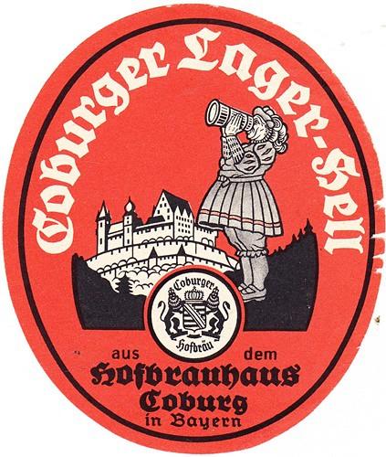Germany - Hofbrauhaus Coburg (Coburg)
