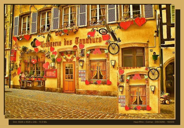 Haut- Rhin, Colmar