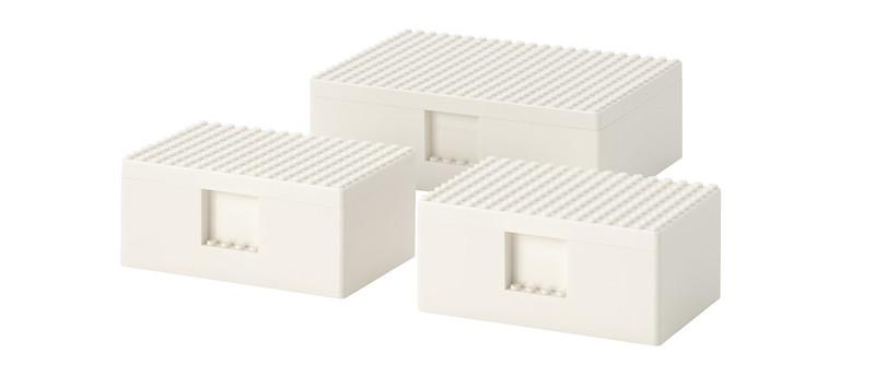 LEGO X IKEA BYGGLEK