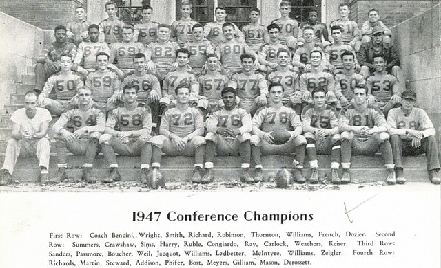 1947-48 Red Devils Scrapbook