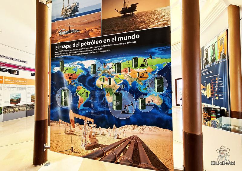 Museo del Petróleo en Sargentes de la Lora 14
