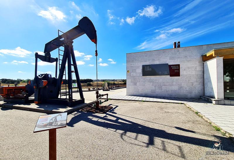 Museo del Petróleo en Sargentes de la Lora 3