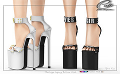: CULT : Yes Sir Heels with HUD