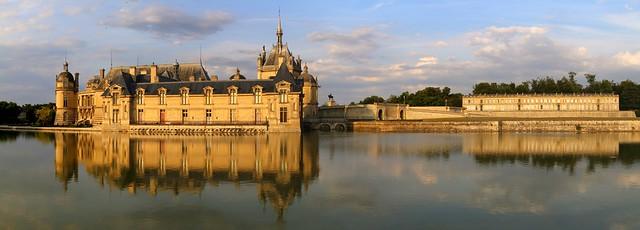 Château de Chantilly, Picardie, France