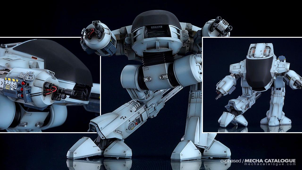 Good Smile Company x RoboCop: MODEROID ED-209