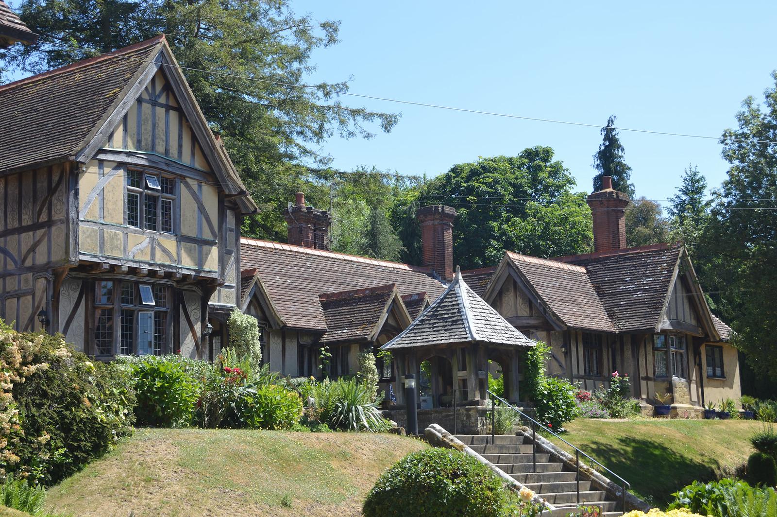 Godstone almshouses