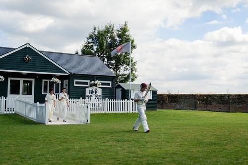 Cricket Fields