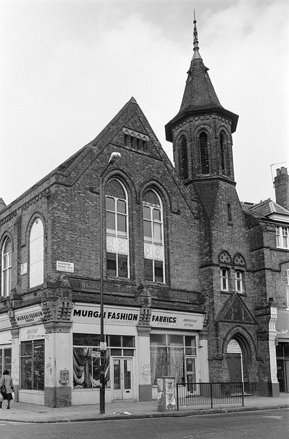 Queens Park Hall, Artizans, Labourers & General Dwellings Company, Harrow Rd, Westminster, 1988 88-3b-54-positive_2400