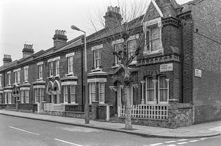 Fourth Ave, West Kilburn, Westminster, 1988  88-3b-45-positive_2400