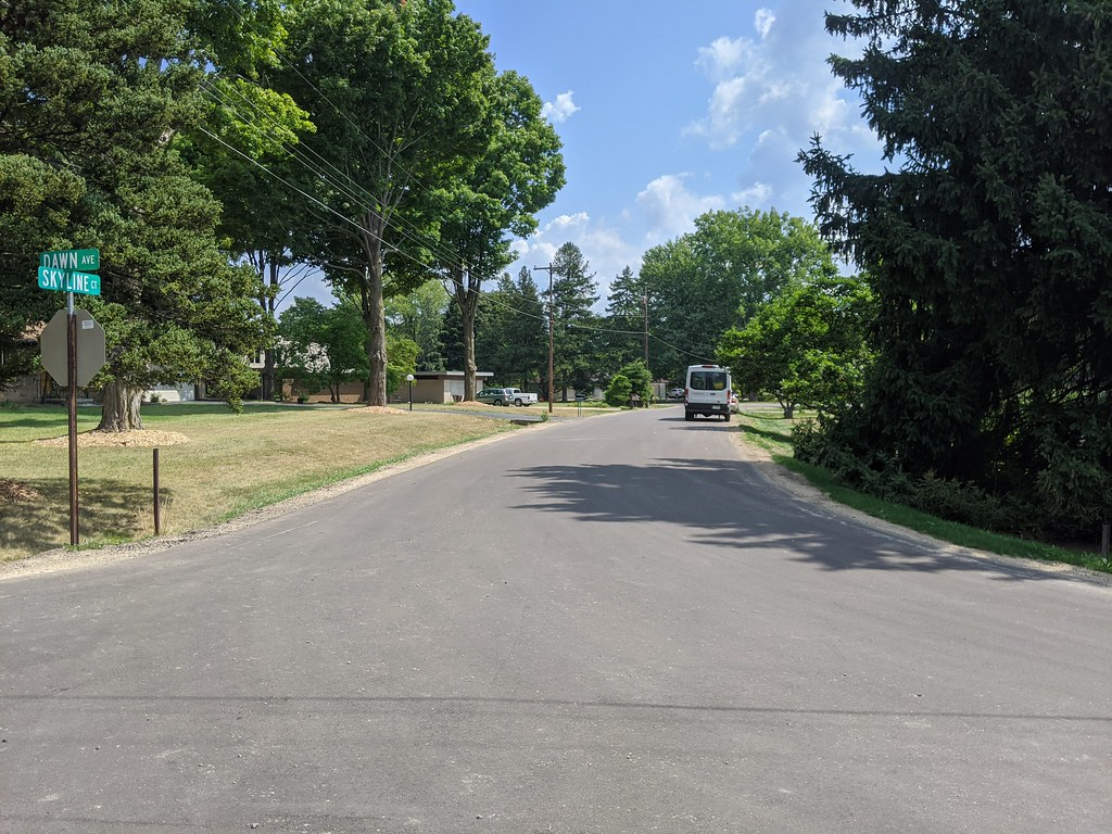 2020 Meridian Township Road Construction Updates: Week of 8/24/20