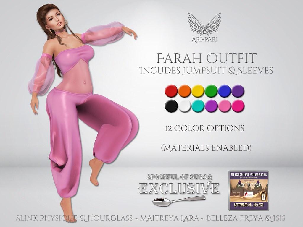[Ari-Pari] Farah Outfit