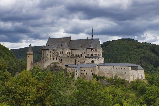 Schloss Vianden (Veianer Schlass)
