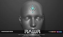 RAWR! Caged Heart Bindi PIC