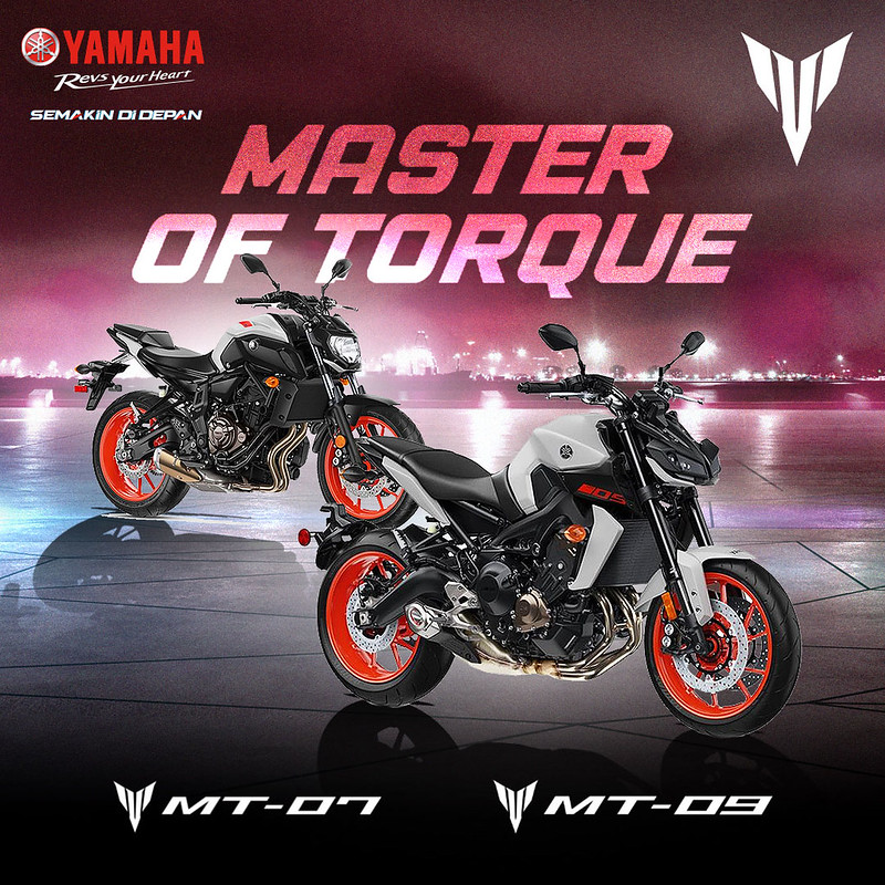 Yamaha MT-Series CBU 2020