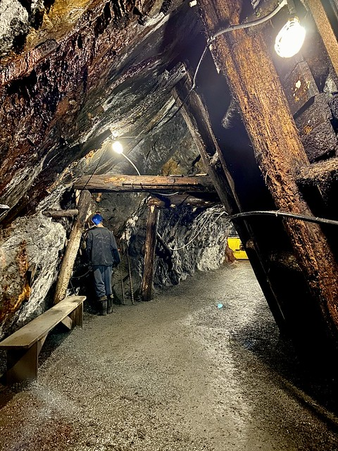 Pioneer Tunnel Coal Mine