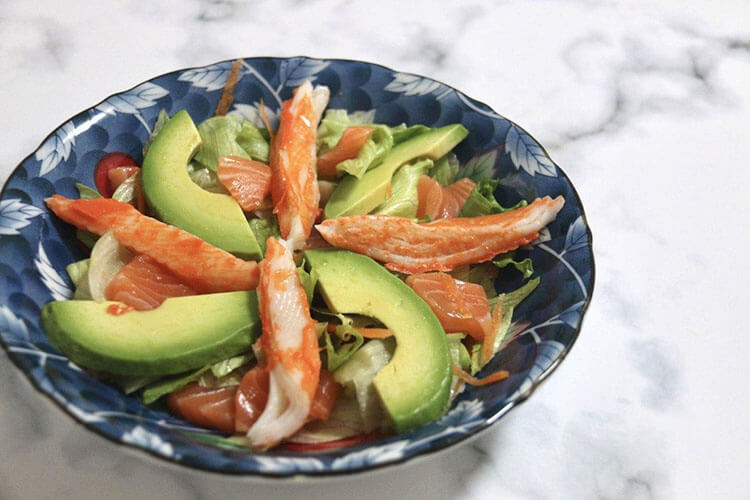 Sushi Tei Salad