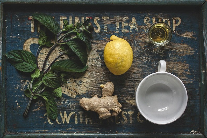 Vanessa Yu's Magical Paris Tea Shop
