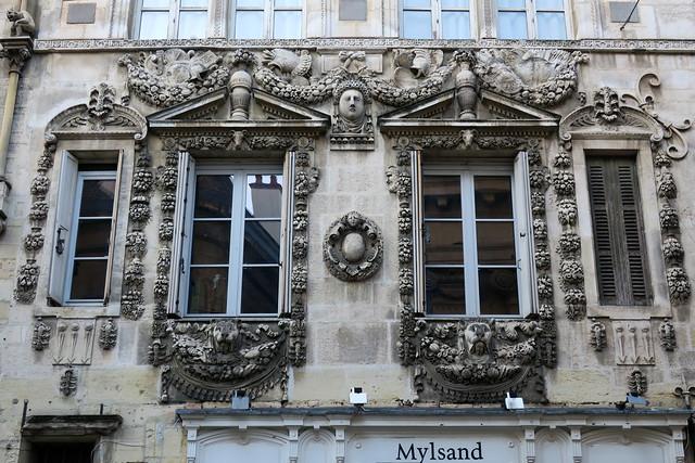 Maison Milsand, rue des Forges