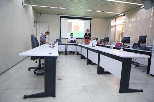 Comissão de Desenvolvimento Econômico, Transporte e Sistema Viário - 21ª Reunião Ordinária