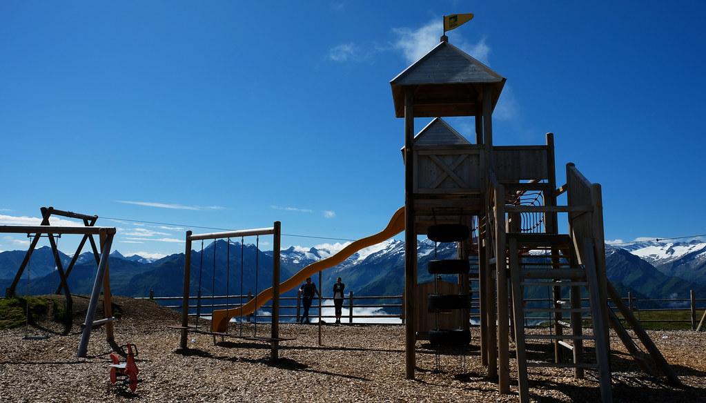 Hike With Kids In The Austrian Alps: Wildkogel, Austria