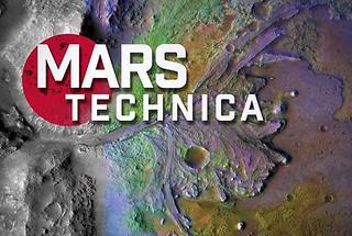 Mars technica logo