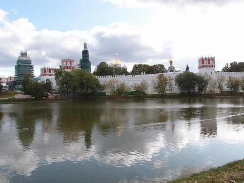 Monasterio de Novodevichi