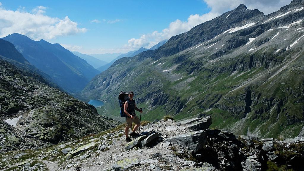 Hike With Kids In The Austrian Alps: Weißsee, Austria