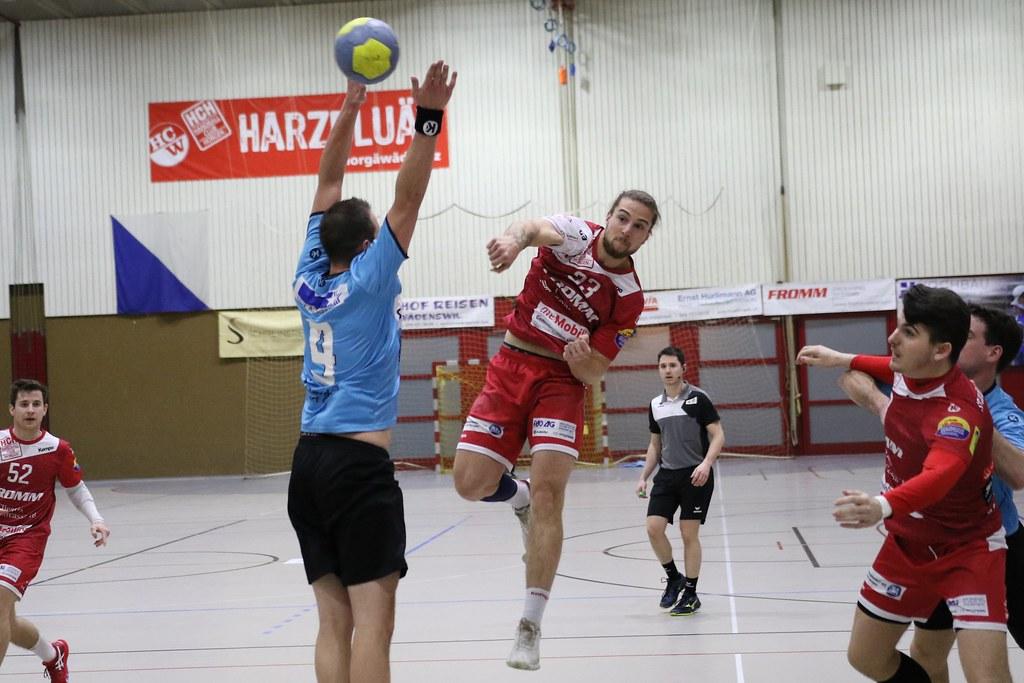 SG  Horgen-Wädenswil - TSV Frick (1)