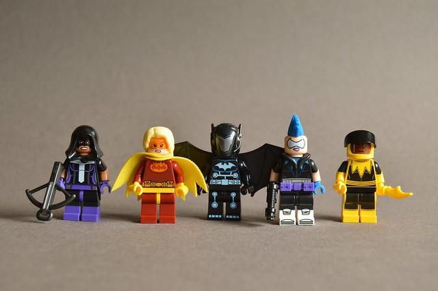 The Bat Family: Vigilantes