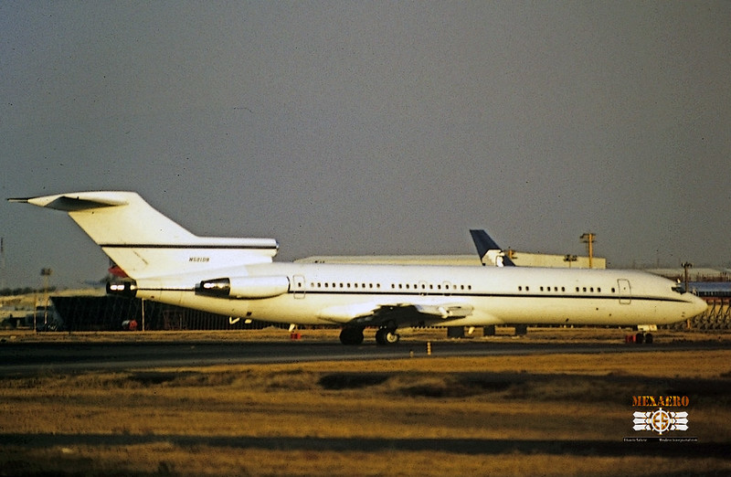 Viscount Air Service / Boeing 727-243 (Adv) / N521DB