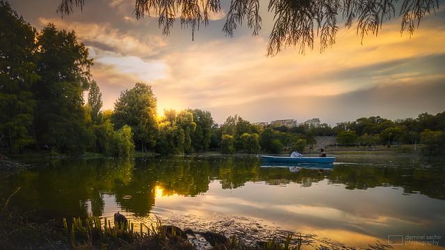 Parcul Tineretului- Bucharest