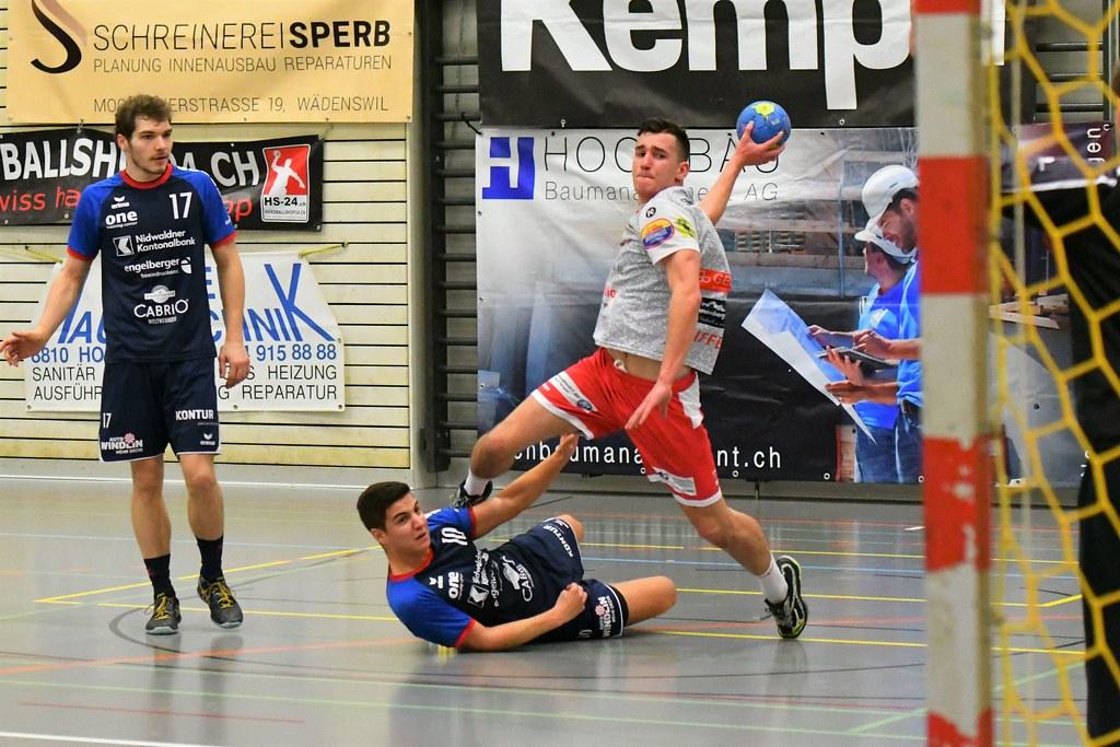 SG Wädenswil-Horgen - BSV Stans (1)