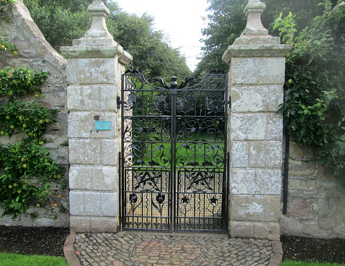 Gates, Pitmedden Garden, Second Set