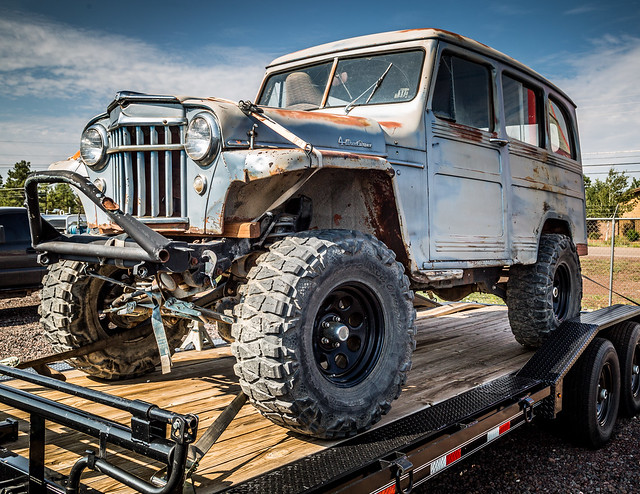 Willys Wagoneer Project