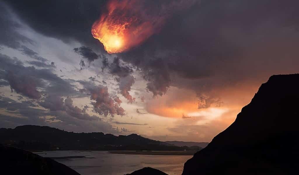 la-terre-aurait-reçu-son-eau-de-météorites