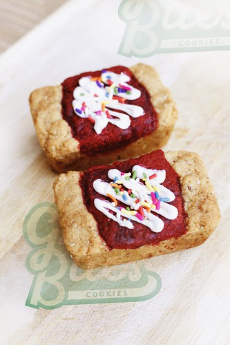 REDVELVET PROTEIN BAR by Green Bites Cookies