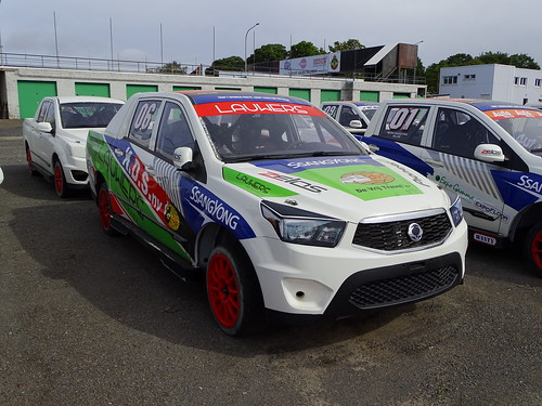 SsangYong SRX Cup | by Rudy Pické