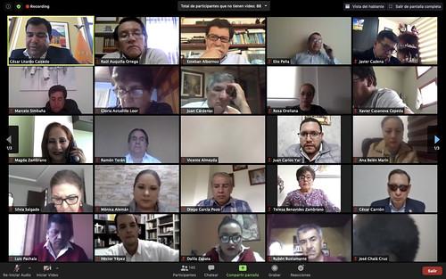 CONTINUACIÓN DE LA SESIÓN NO. 680 DEL PLENO DE LA ASAMBLEA NACIONAL (VIRTUAL). ECUADOR, 27 DE AGOSTO 2020