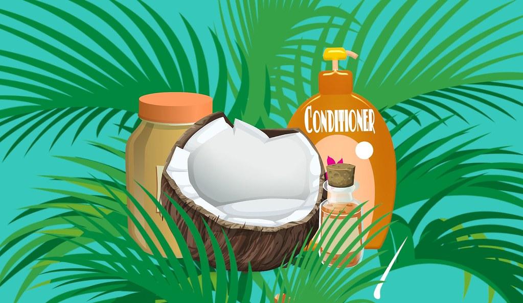 椰子油。圖片來源:Pixabay