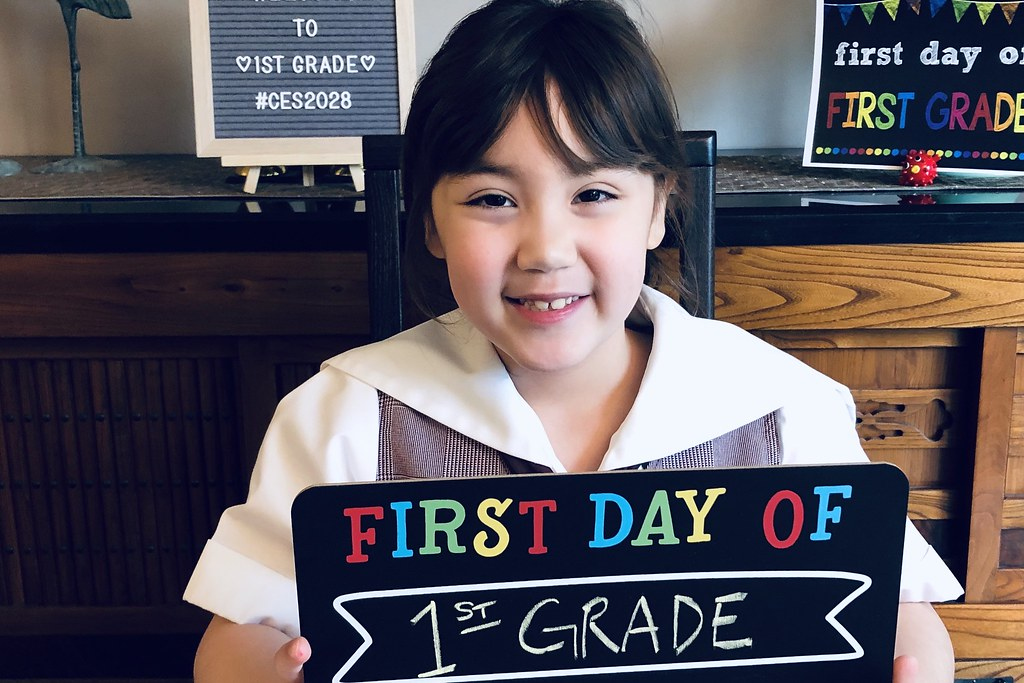 First Day of School 2020