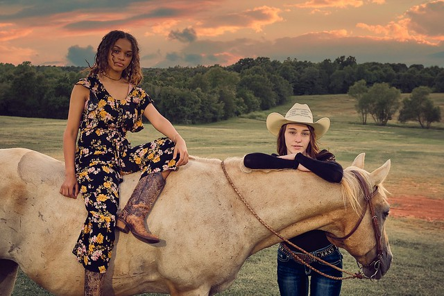Flickr: The A Collection of Women in Cowboy Boots Pool