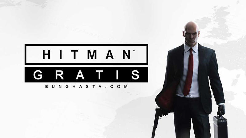 Game Hitman Kini Gratis Di Epic Games