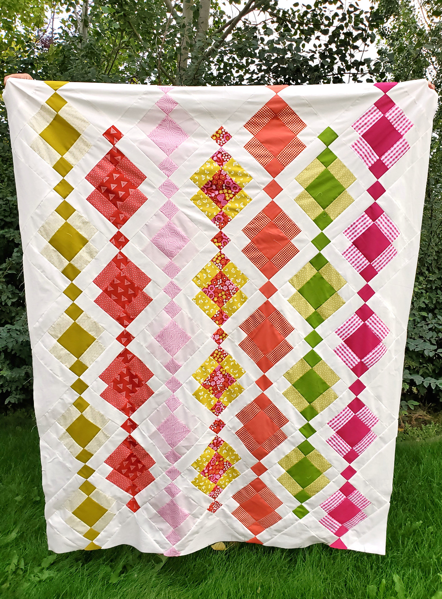 Ashlee's Kelly Quilt