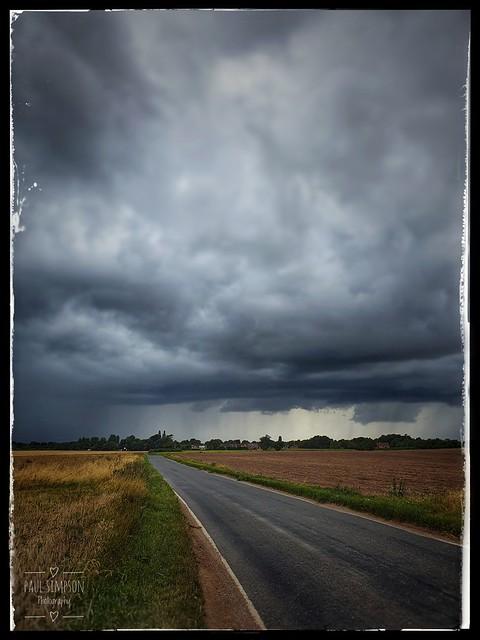 An Approaching Storm