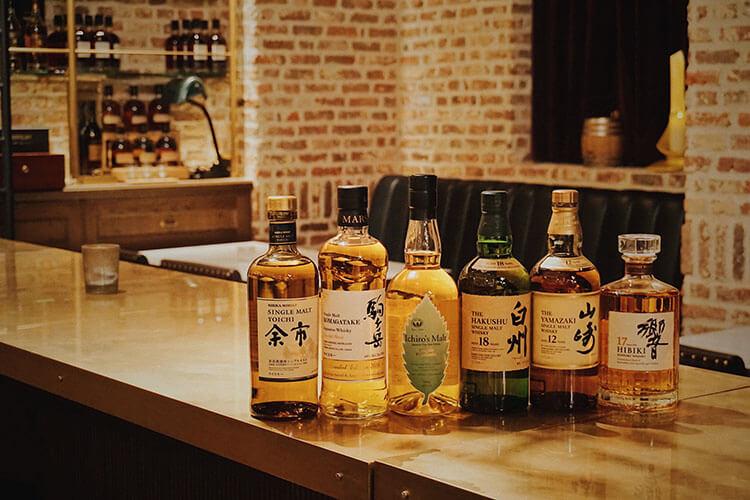 Japan whiskey
