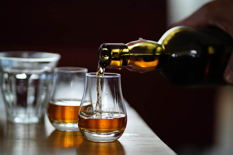 Destinations For Whiskey Lovers