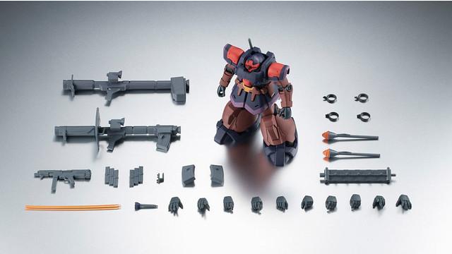 ROBOT魂「里克・德姆 II 原型機 ver. A.N.I.M.E.」商品情報公開!