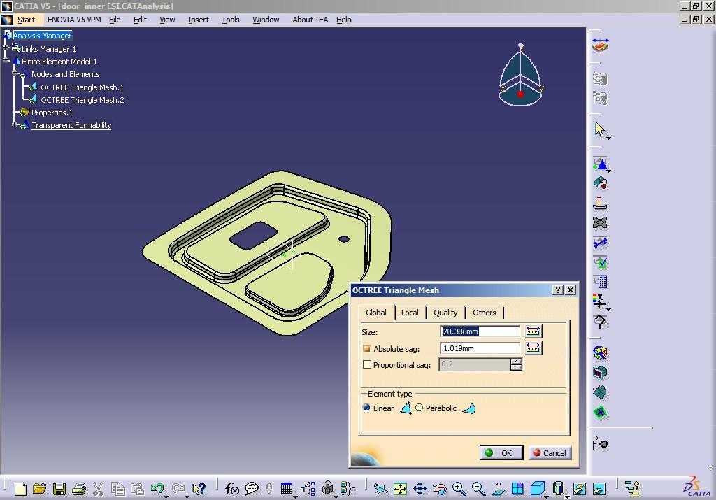 Working with ESI PAM-DIEMAKER 2010.1 & PAM-TFA 2010.1 for CATIA V5 full