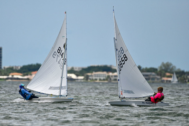 Coming and Going, Labor Day Regatta